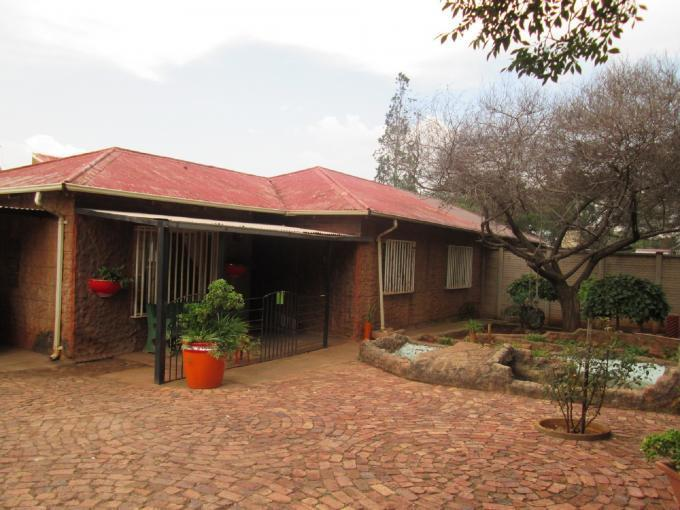 House for Sale For Sale in Vanderbijlpark - Private Sale - MR107803