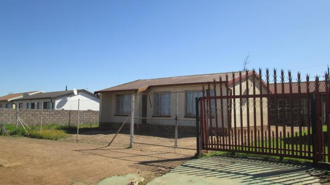 Standard Bank EasySell 3 Bedroom House For Sale in Tsakane - MR107996
