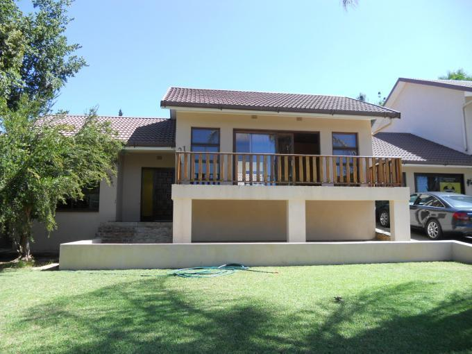 Standard Bank EasySell 4 Bedroom House for Sale For Sale in Oudtshoorn - MR108060