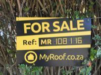 Sales Board of property in Fairbridge Heights