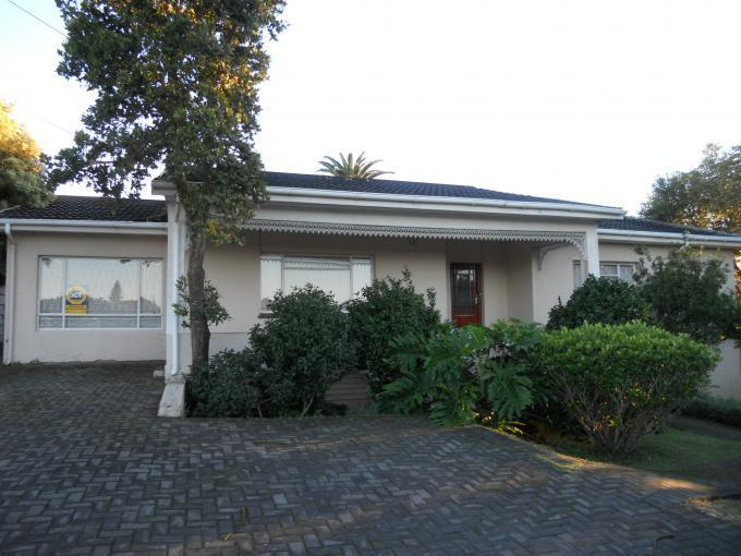 Standard Bank EasySell 3 Bedroom House for Sale For Sale in Mount Pleasant - MR108142