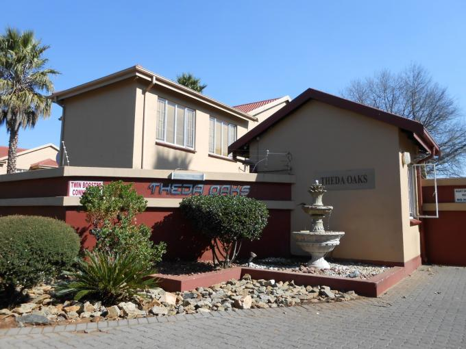 2 Bedroom Cluster for Sale For Sale in Benoni - Home Sell - MR108166