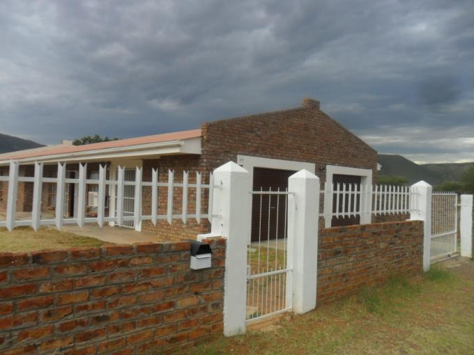 Standard Bank EasySell 3 Bedroom House For Sale in Graaff Reinet - MR108221
