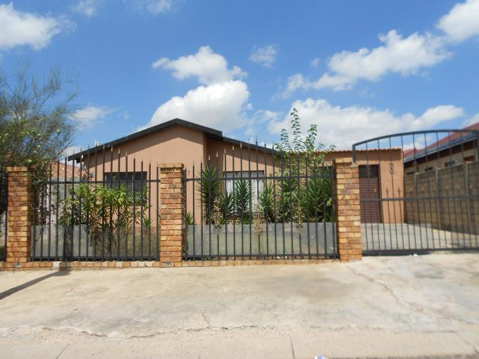 Standard Bank EasySell 3 Bedroom House for Sale For Sale in Boksburg - MR108225
