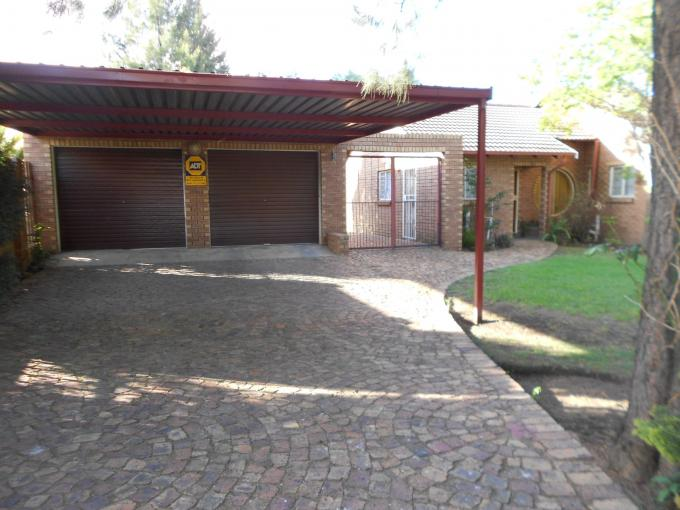 3 Bedroom House to Rent To Rent in Dalpark - Private Rental - MR108241