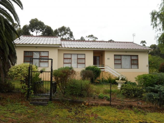 3 Bedroom House for Sale For Sale in Heidelberg (WC) - Private Sale - MR108271