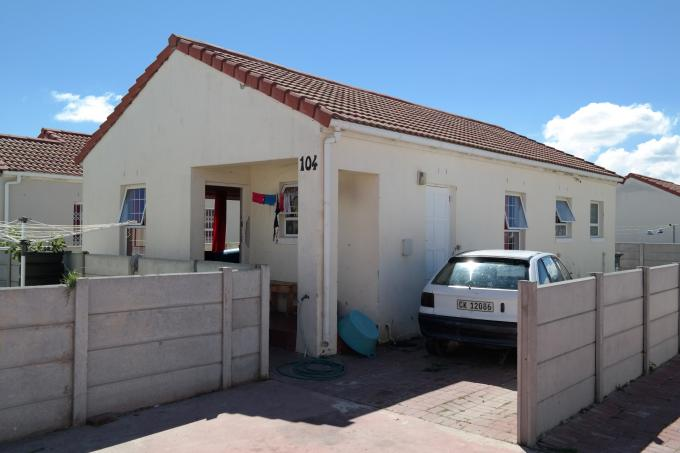 Standard Bank EasySell 3 Bedroom House for Sale For Sale in Strand - MR108440
