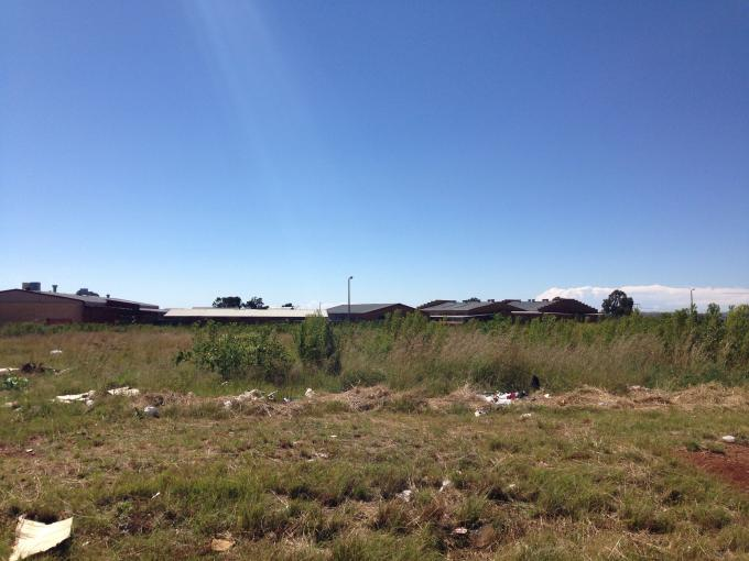 Land For Sale in Lenasia - Home Sell - MR108529