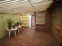 Patio of property in Lenasia