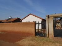 Front View of property in Thokoza