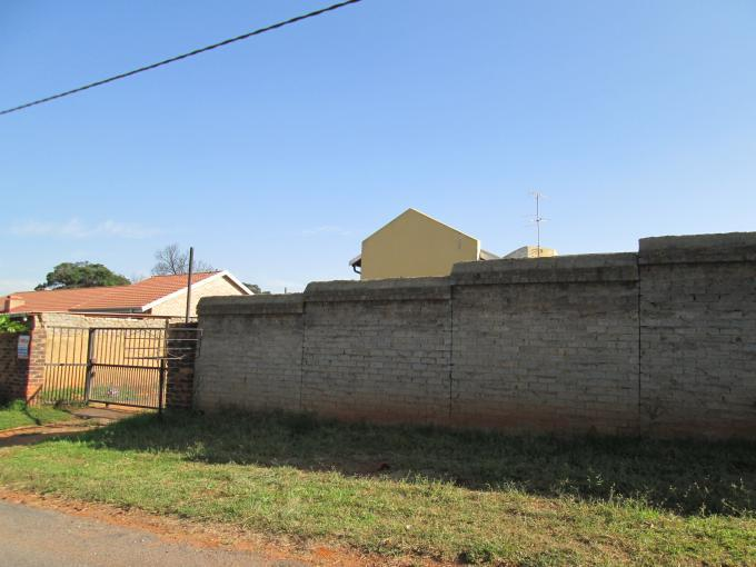 Standard Bank Repossessed 2 Bedroom House on online auction in Walkerville - MR108676