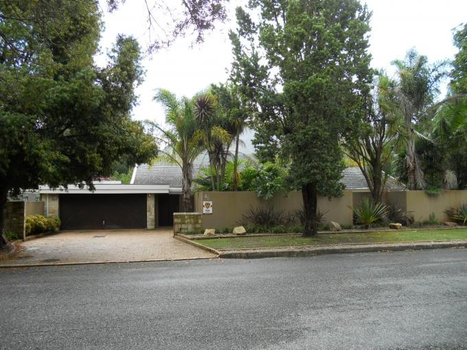 4 Bedroom House for Sale For Sale in George South - Home Sell - MR108687