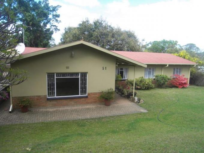4 Bedroom House for Sale For Sale in Nelspruit Central - Private Sale - MR108744