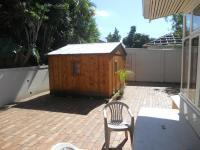 Backyard of property in Berea - DBN