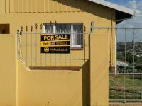 Sales Board of property in Mobeni Heights