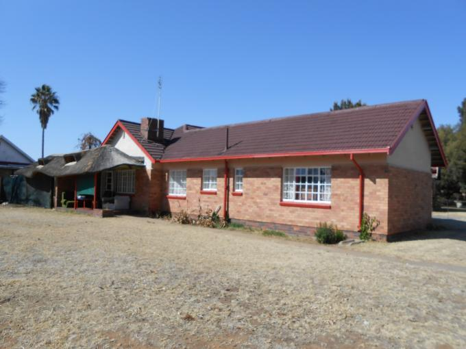 3 Bedroom House For Sale in Vierfontein - Private Sale - MR109014
