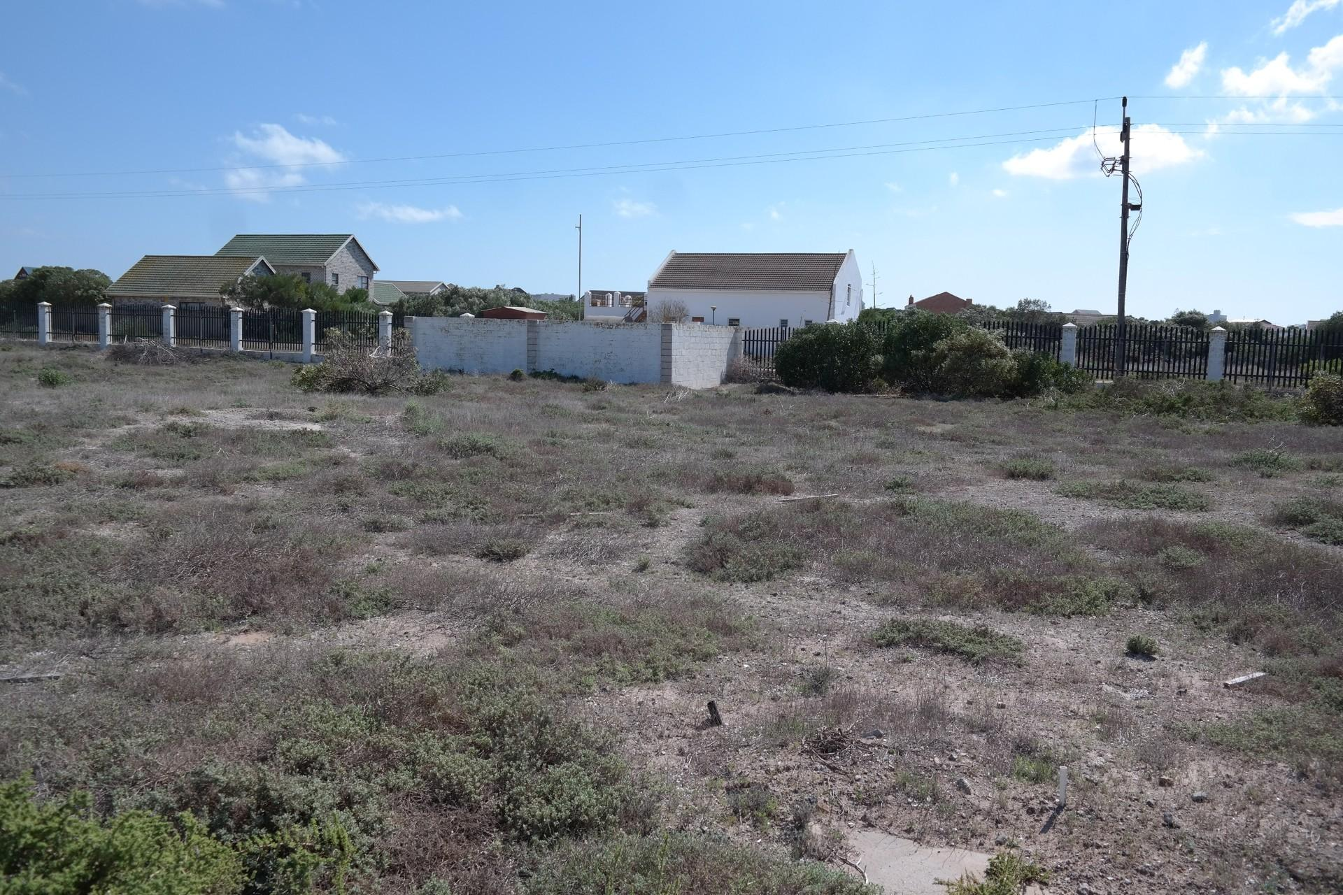 Front View of property in St Helena Bay