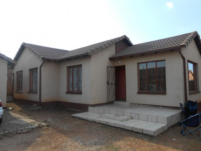 Standard Bank EasySell 3 Bedroom House For Sale in Philip Nel Park - MR109114