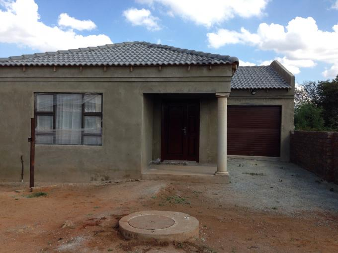 3 Bedroom House for Sale For Sale in Randfontein - Private Sale - MR109141