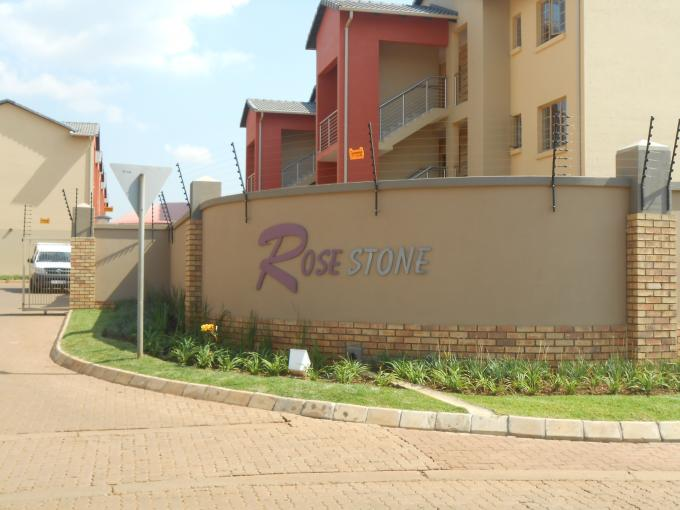 2 Bedroom Apartment for Sale For Sale in Centurion Central (Verwoerdburg Stad) - Home Sell - MR109159