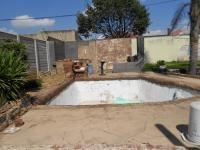 Backyard of property in Kenilworth - JHB
