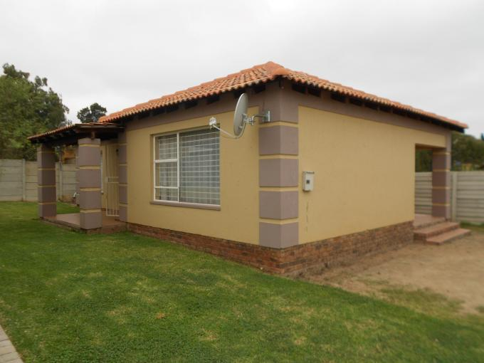 3 Bedroom House For Sale in Kempton Park - Private Sale - MR109343