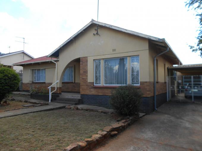 Absa Bank Trust Property 3 Bedroom House for Sale For Sale in Homestead - MR109462