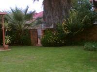 Garden of property in Johannesburg Central