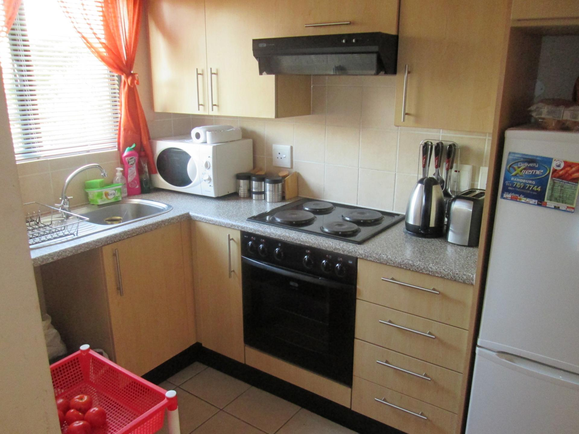 Kitchen - 5 square meters of property in Bryanston