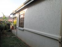 Backyard of property in Rivonia