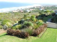 Garden of property in Mossel Bay