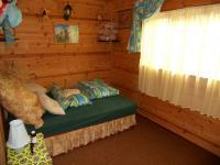 Bed Room 1 - 10 square meters of property in Hibberdene