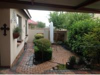 Patio of property in Secunda