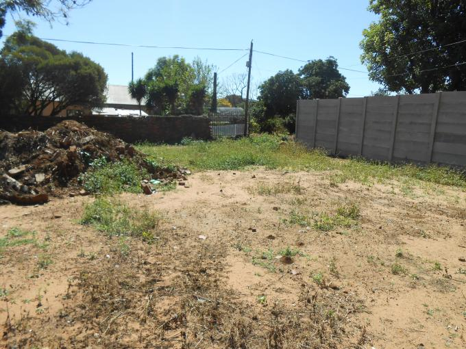 Land For Sale in Capital Park - Home Sell - MR109669