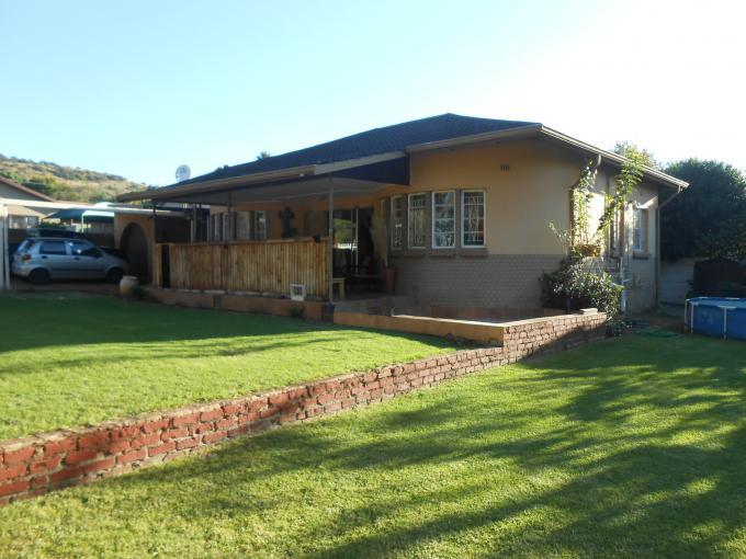 3 Bedroom House for Sale For Sale in Pretoria Gardens - Home Sell - MR109706