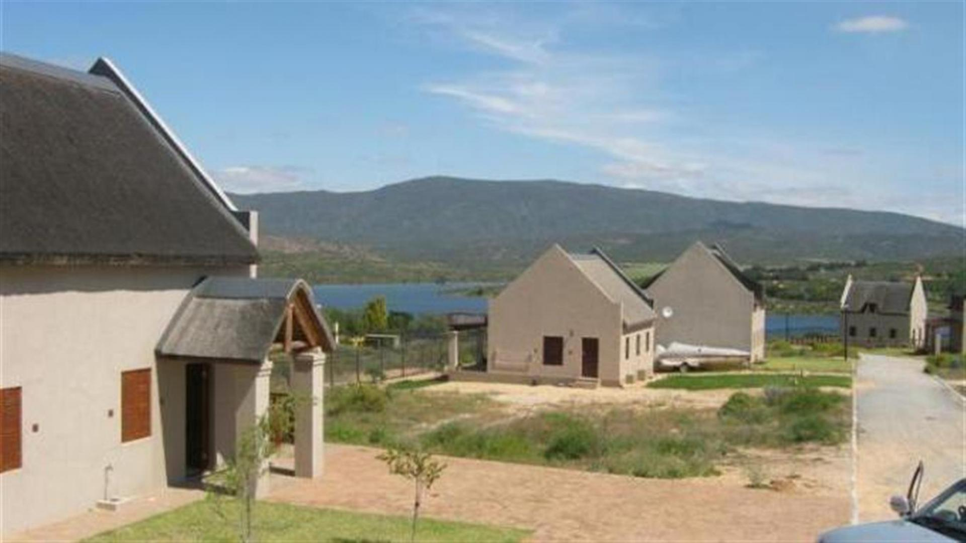 Front View of property in Clanwilliam