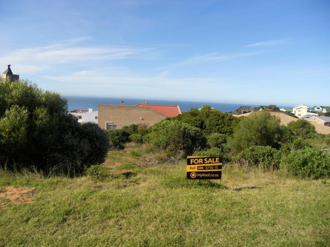Absa Bank Trust Property Land for Sale For Sale in Jongensfontein - MR109815