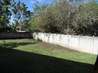 Backyard of property in George East