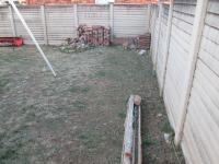 Backyard of property in Ennerdale