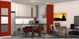 Kitchen - 9 square meters of property in Florida Hills