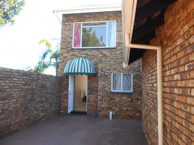 3 Bedroom Duplex For Sale in Wonderboom - Private Sale - MR110030