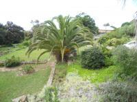 Backyard of property in Mossel Bay
