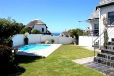 Garden of property in St Francis Bay