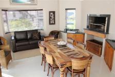 Dining Room of property in St Francis Bay