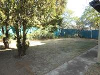 Backyard of property in Rietfontein