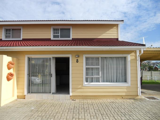 2 Bedroom Simplex For Sale in Hartenbos - Private Sale - MR110304