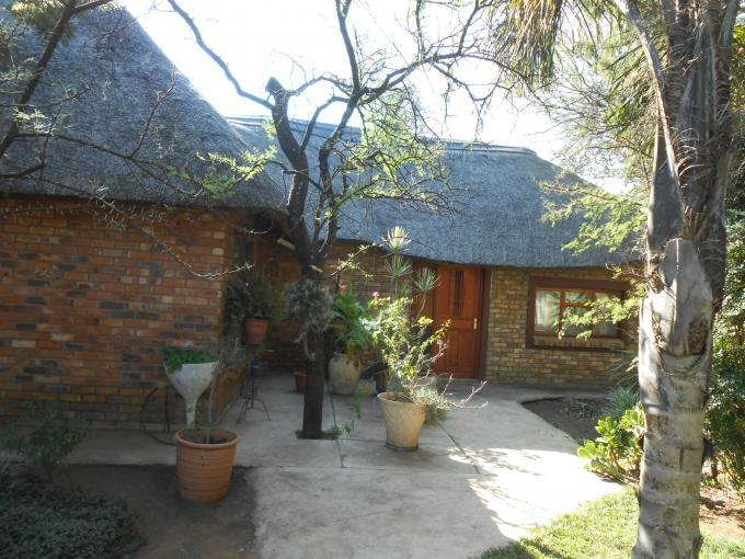 Smallholding for Sale For Sale in Pretoria North - Home Sell - MR110315