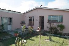 Front View of property in Matroosfontein
