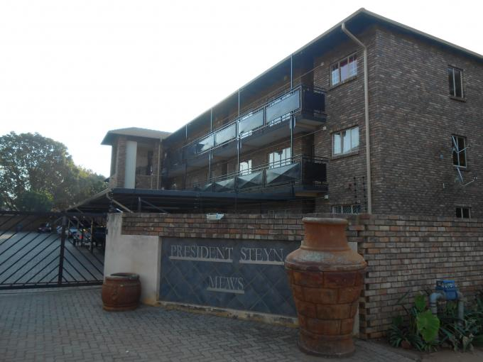 2 Bedroom Apartment for Sale For Sale in Pretoria North - Home Sell - MR110375