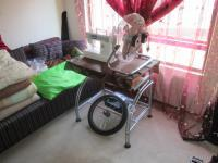 Bed Room 1 - 10 square meters of property in Germiston
